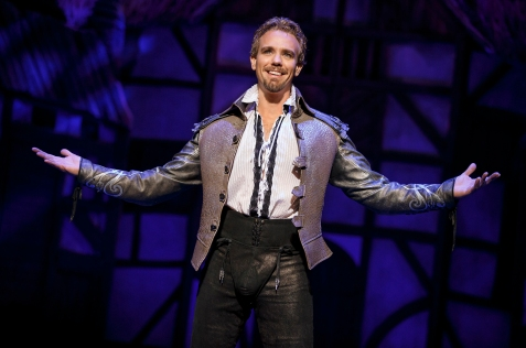 Something Rotten Adam Pascal